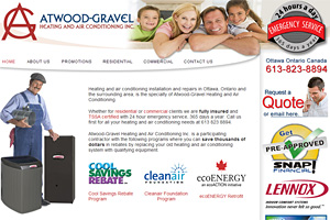 Atwood Gravel Heating and Air Conditioning